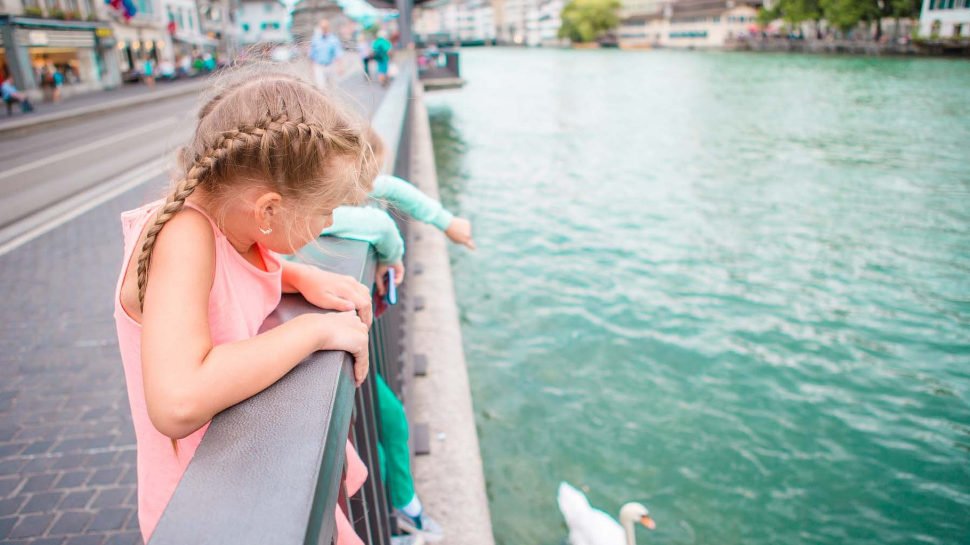 Zurich with kids