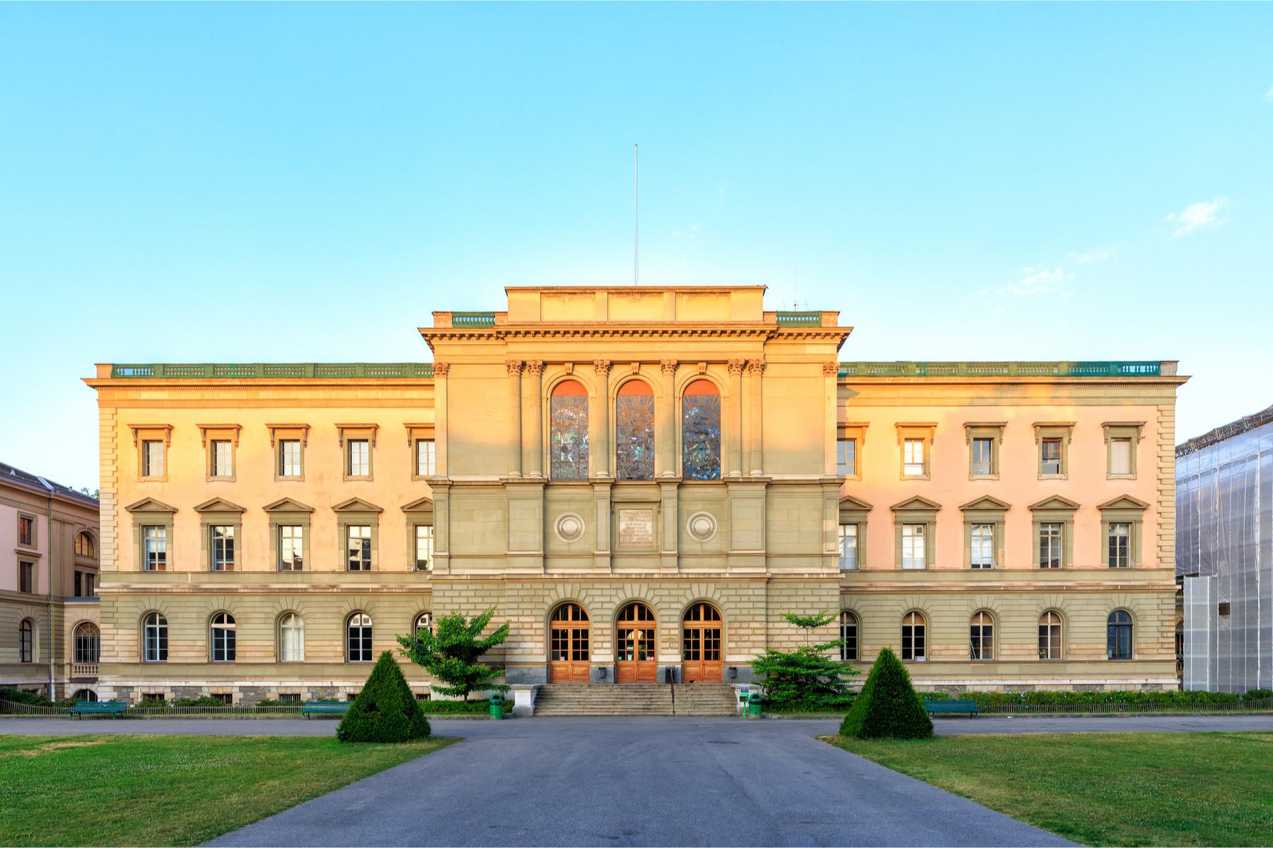 University of Geneva library