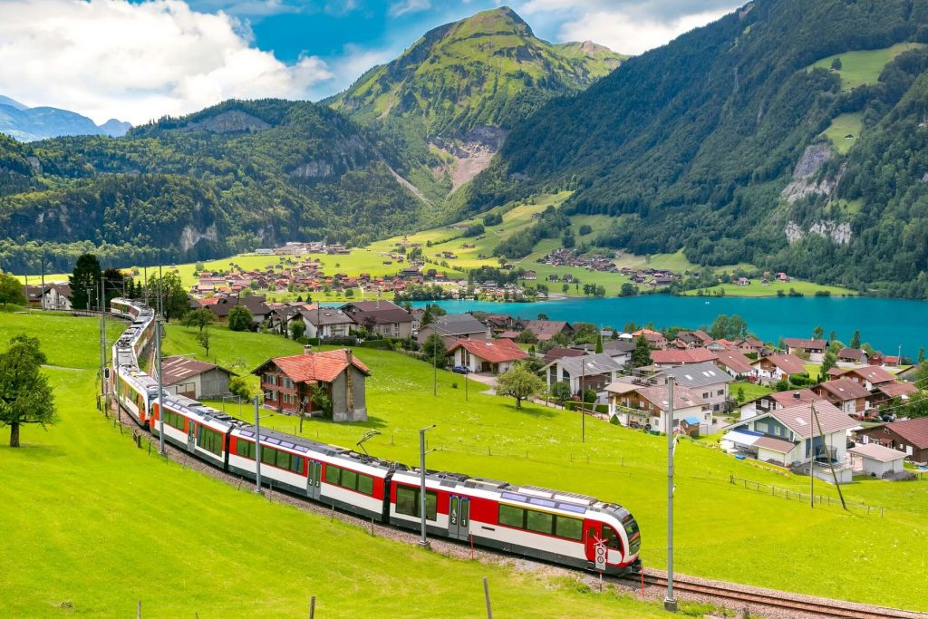 Cost of living: public transport Switzerland