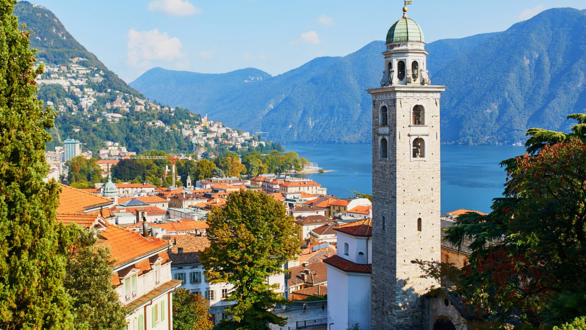 Where to live in Lugano and other cities in Ticino | Expatica