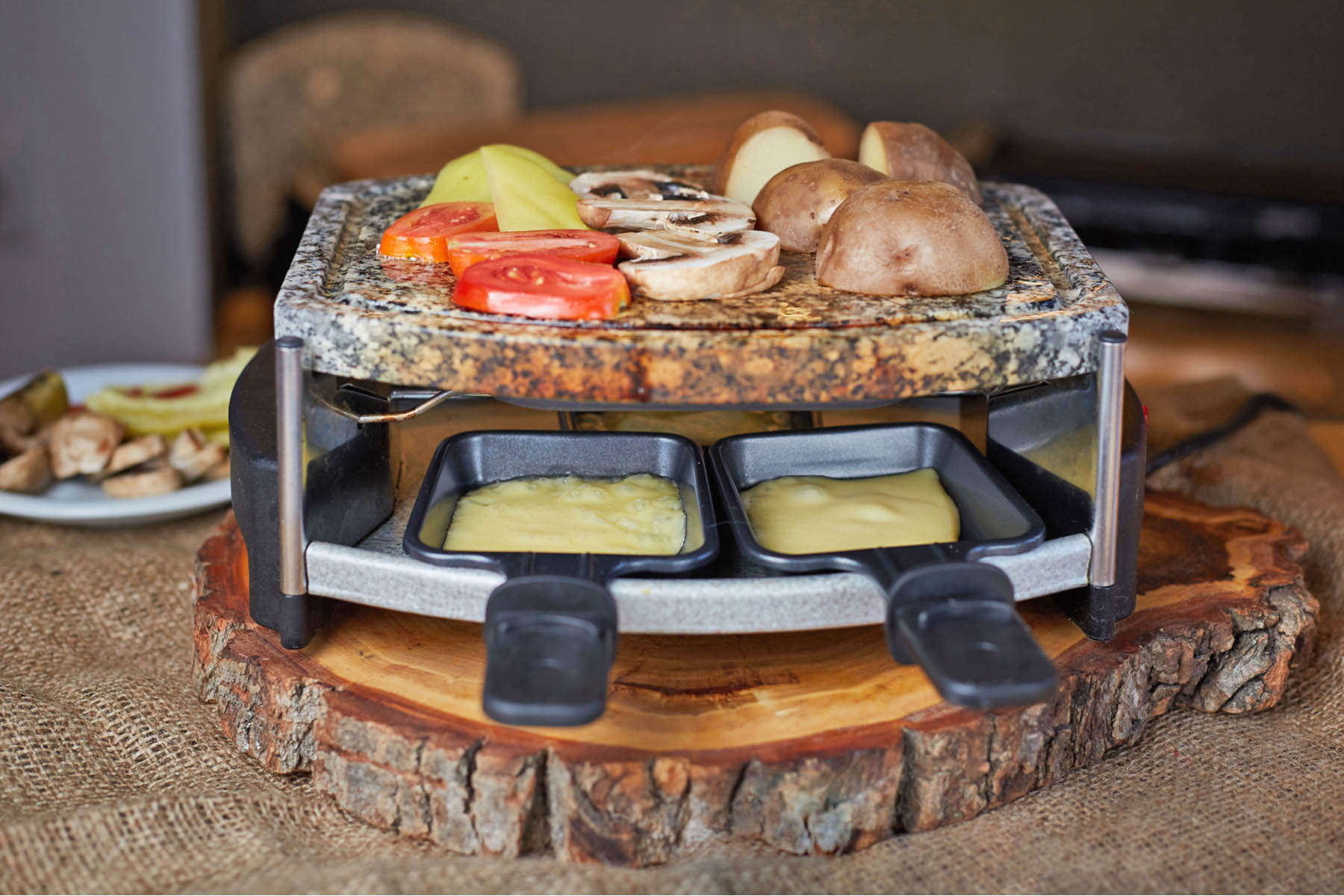 Top 10 Swiss foods – with recipes: Raclette