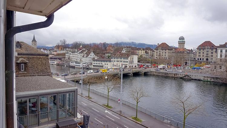 2 Room Apartment In Zürich - Kreis 1 Altstadt, Furnished ...