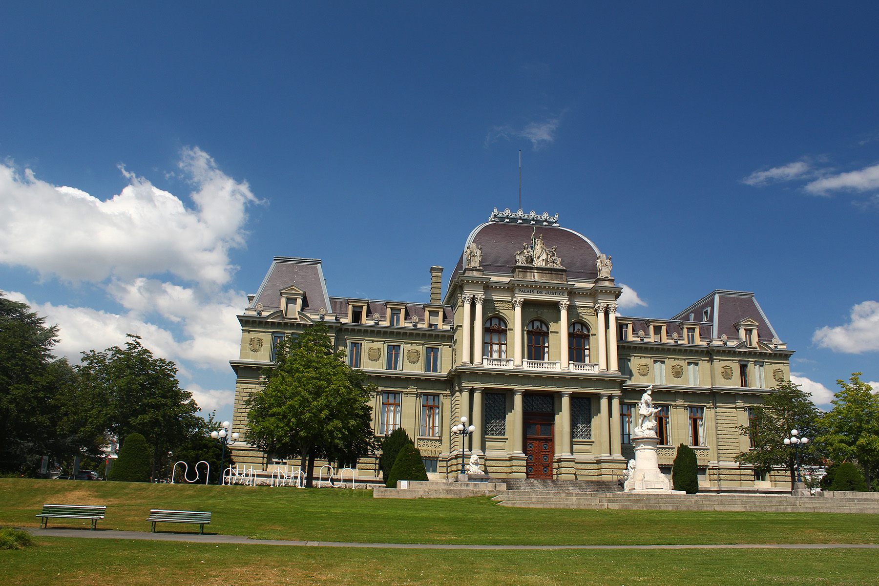 The Swiss Federal Court in Lausanne