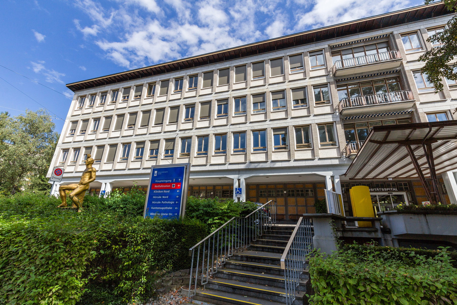 The University Hospital of Zurich