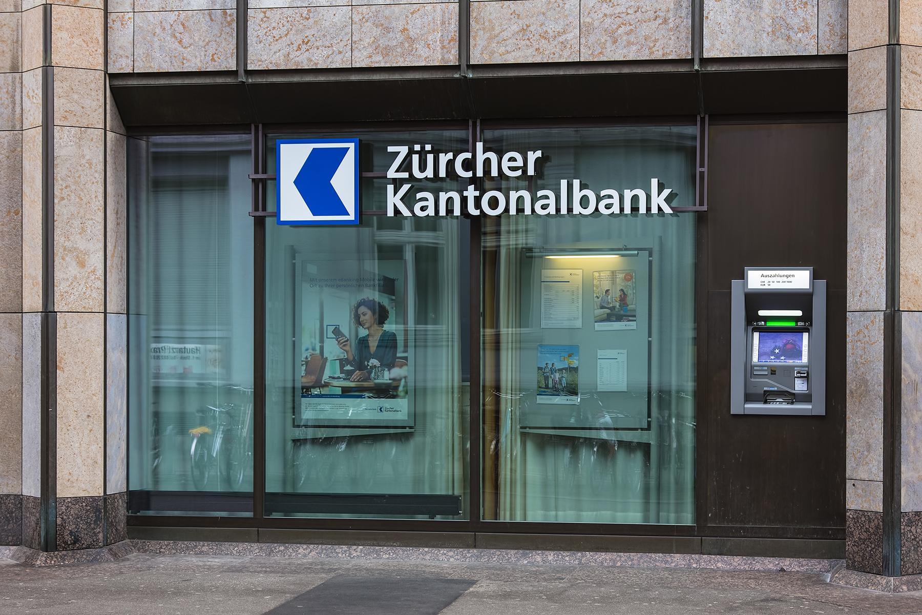 The Zurich Cantonal Bank