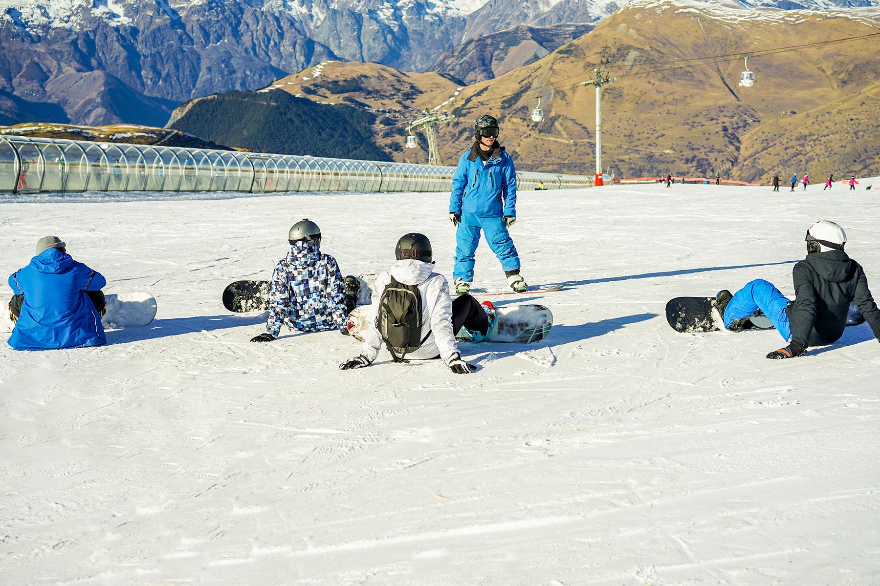 Swiss boarding schools activities