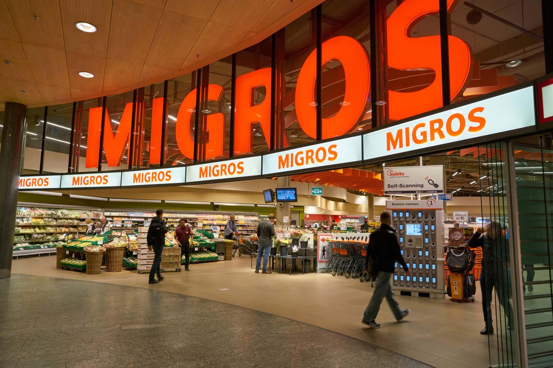 migros store zurich airport