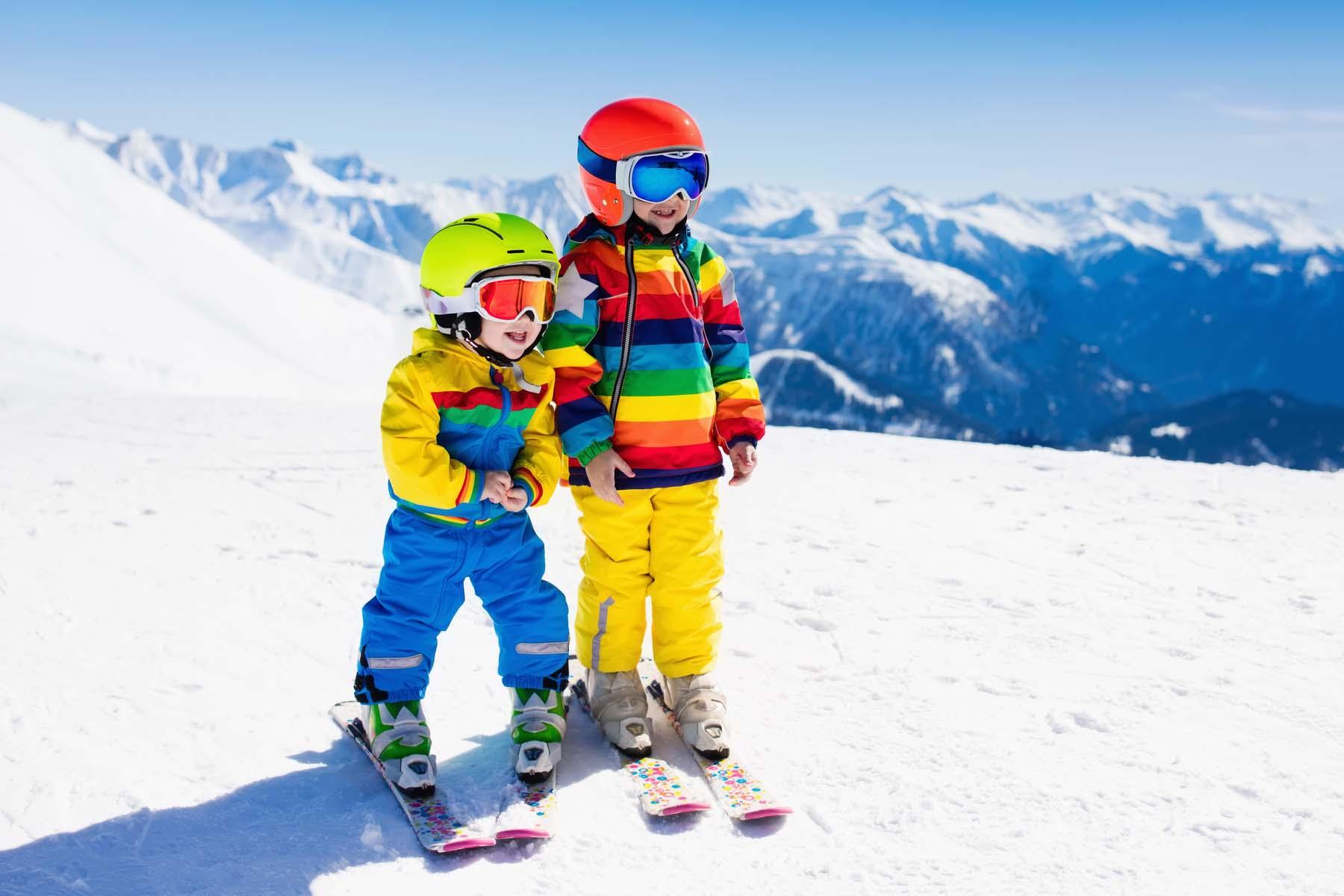 Swiss ski school