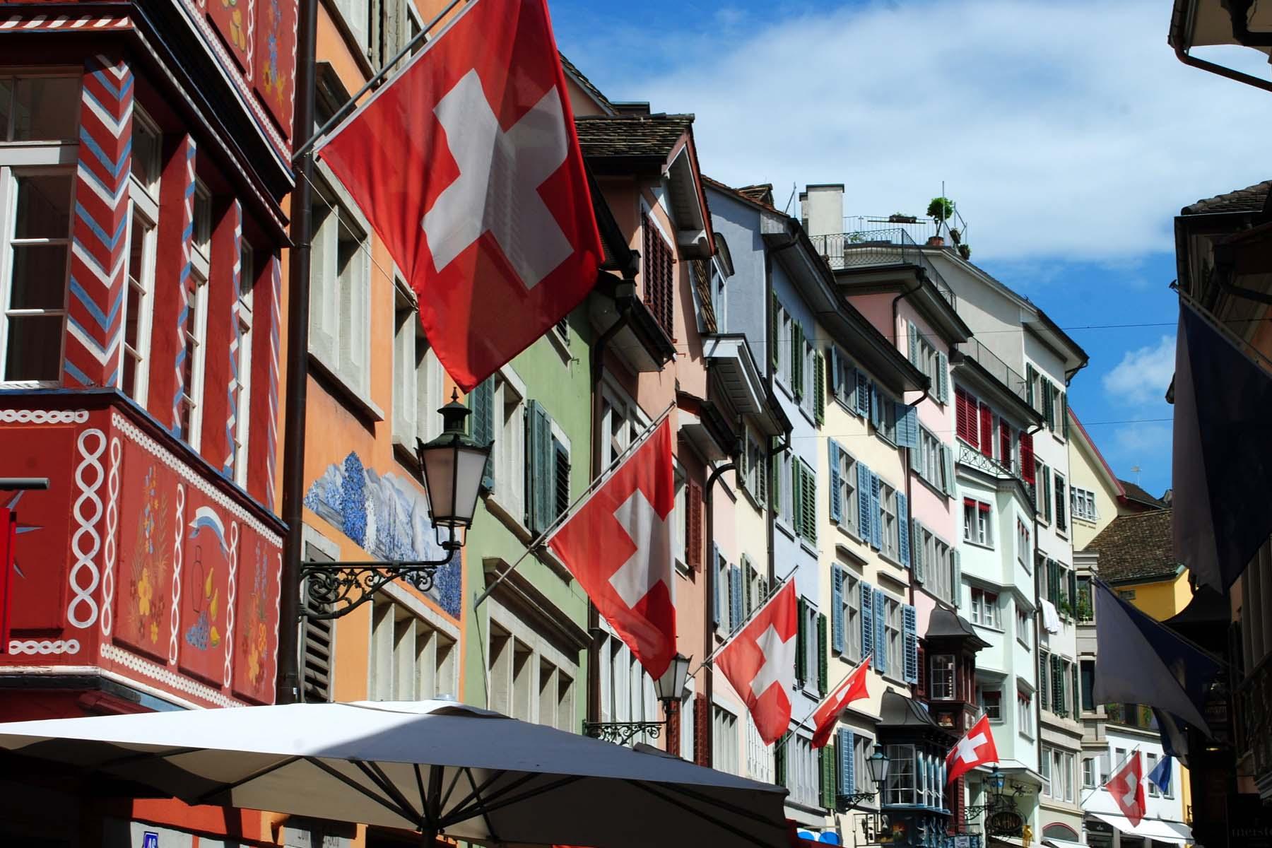 apartments in Zurich