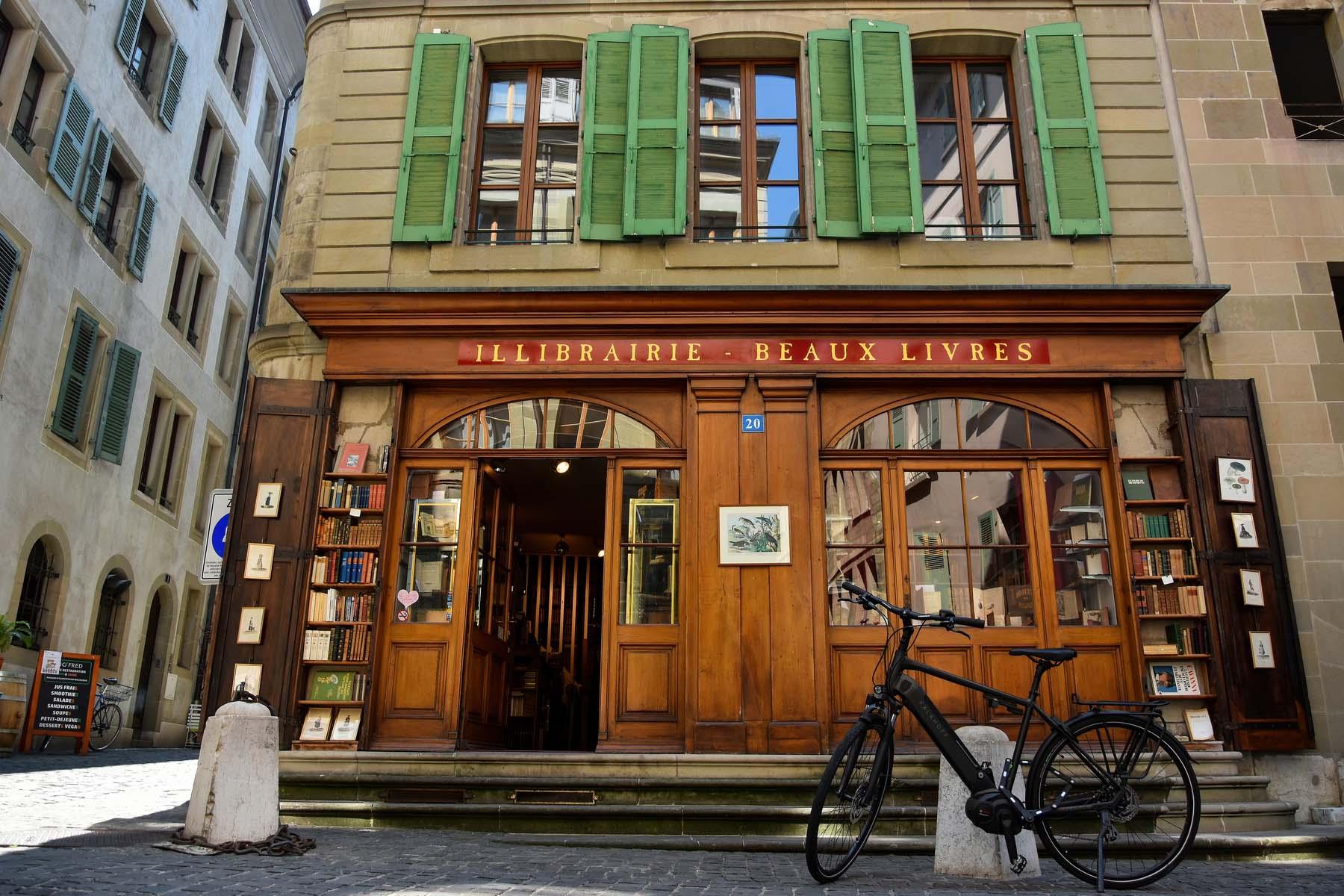 bookstore switzerland