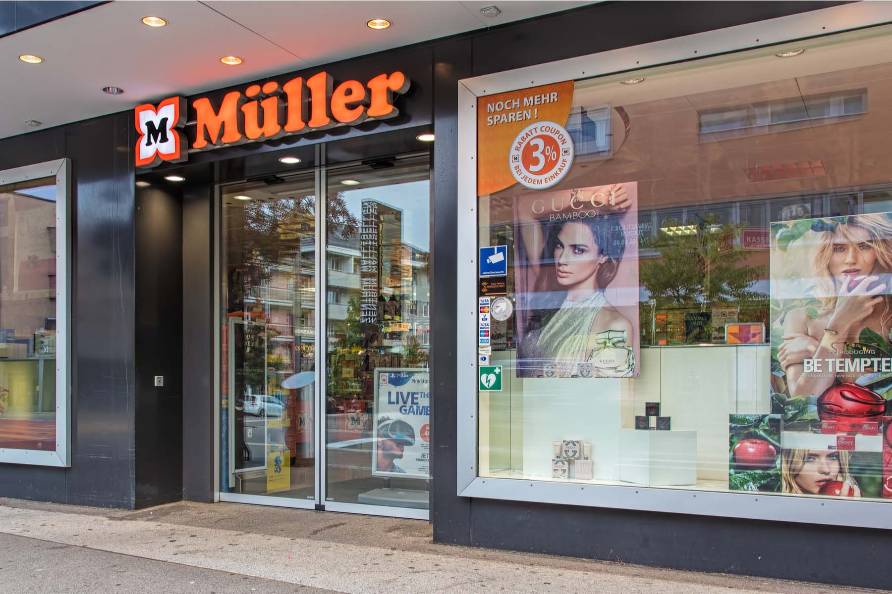 muller drugstore switzerland