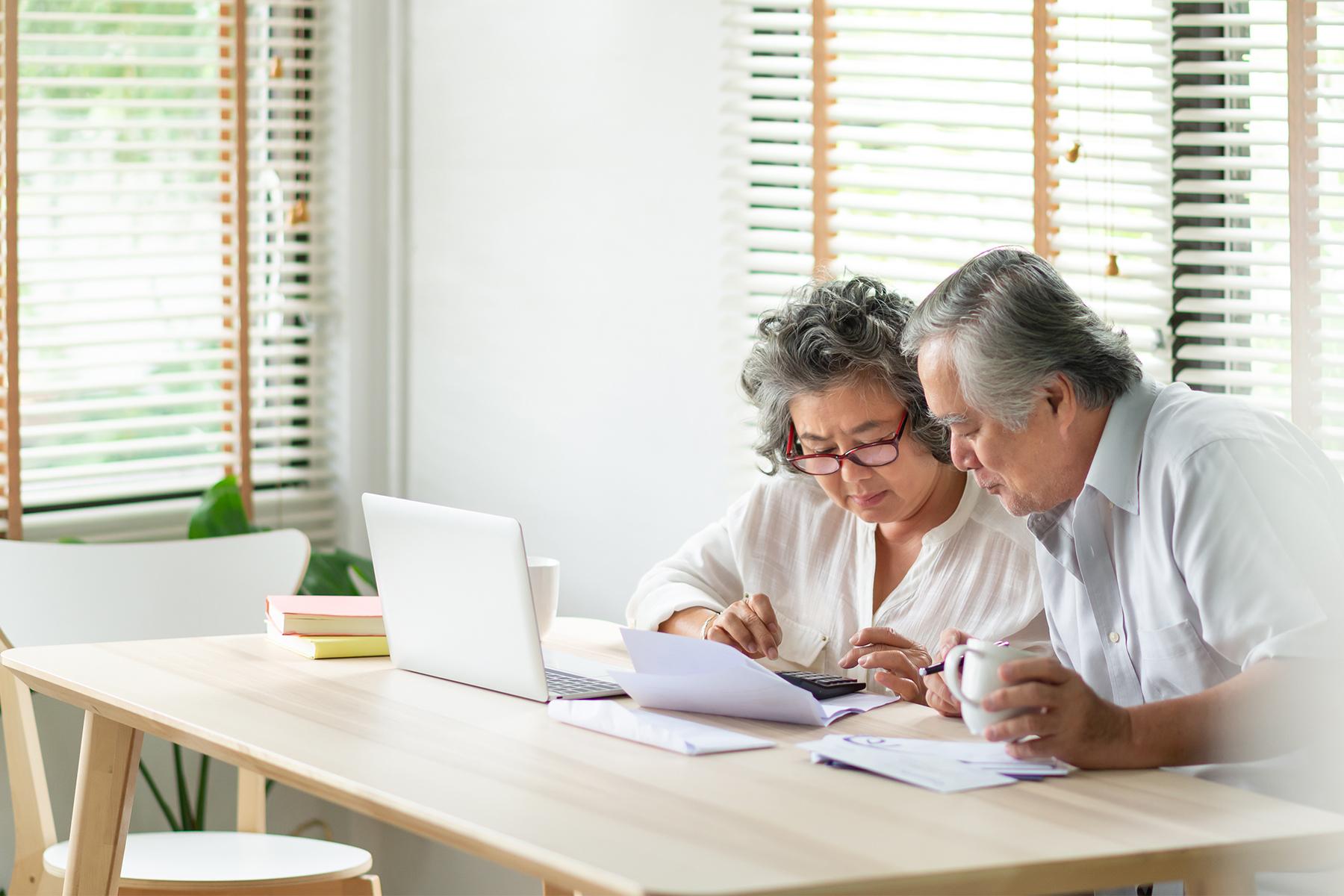 Planning pension