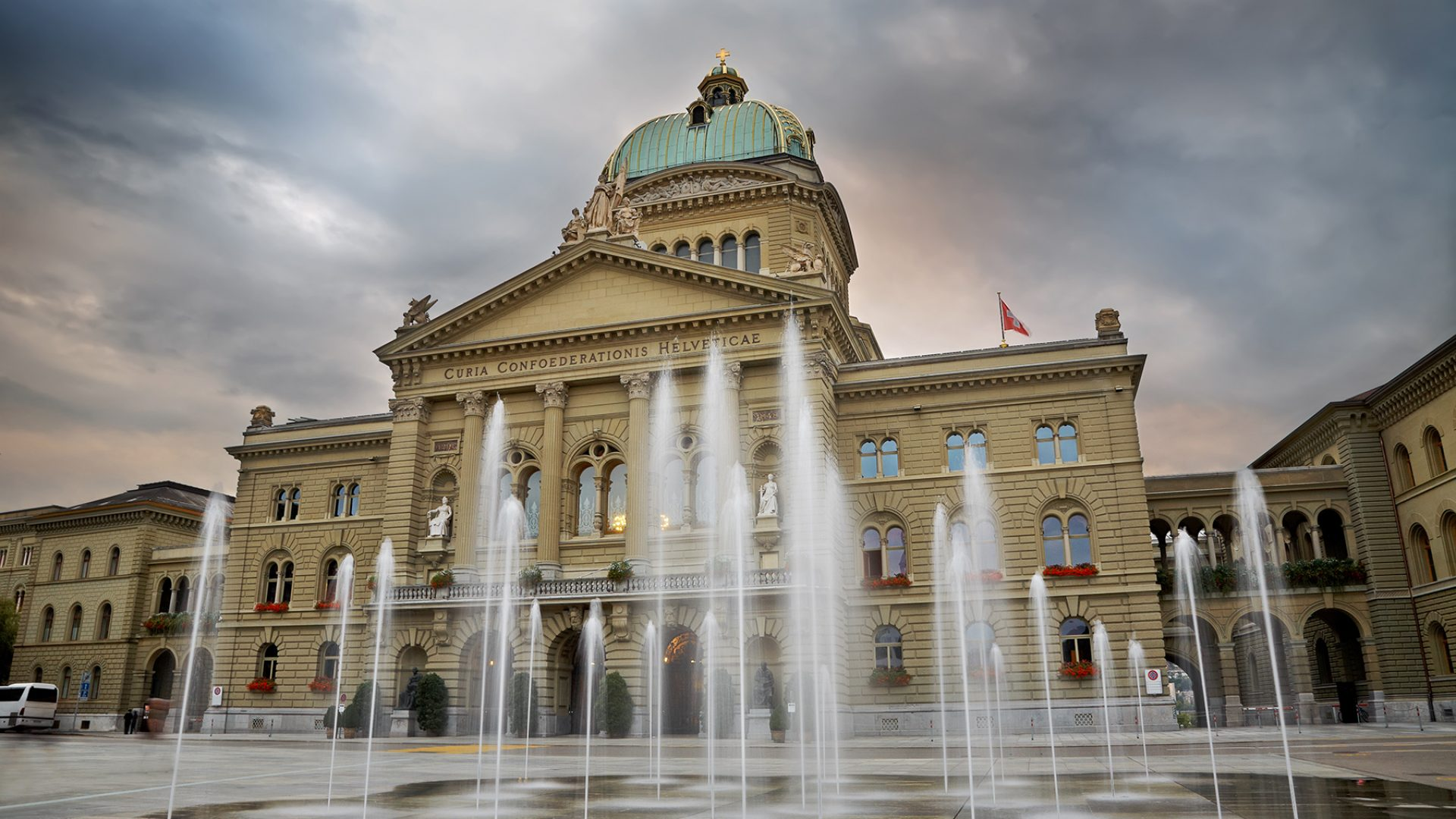 Switzerland law and government