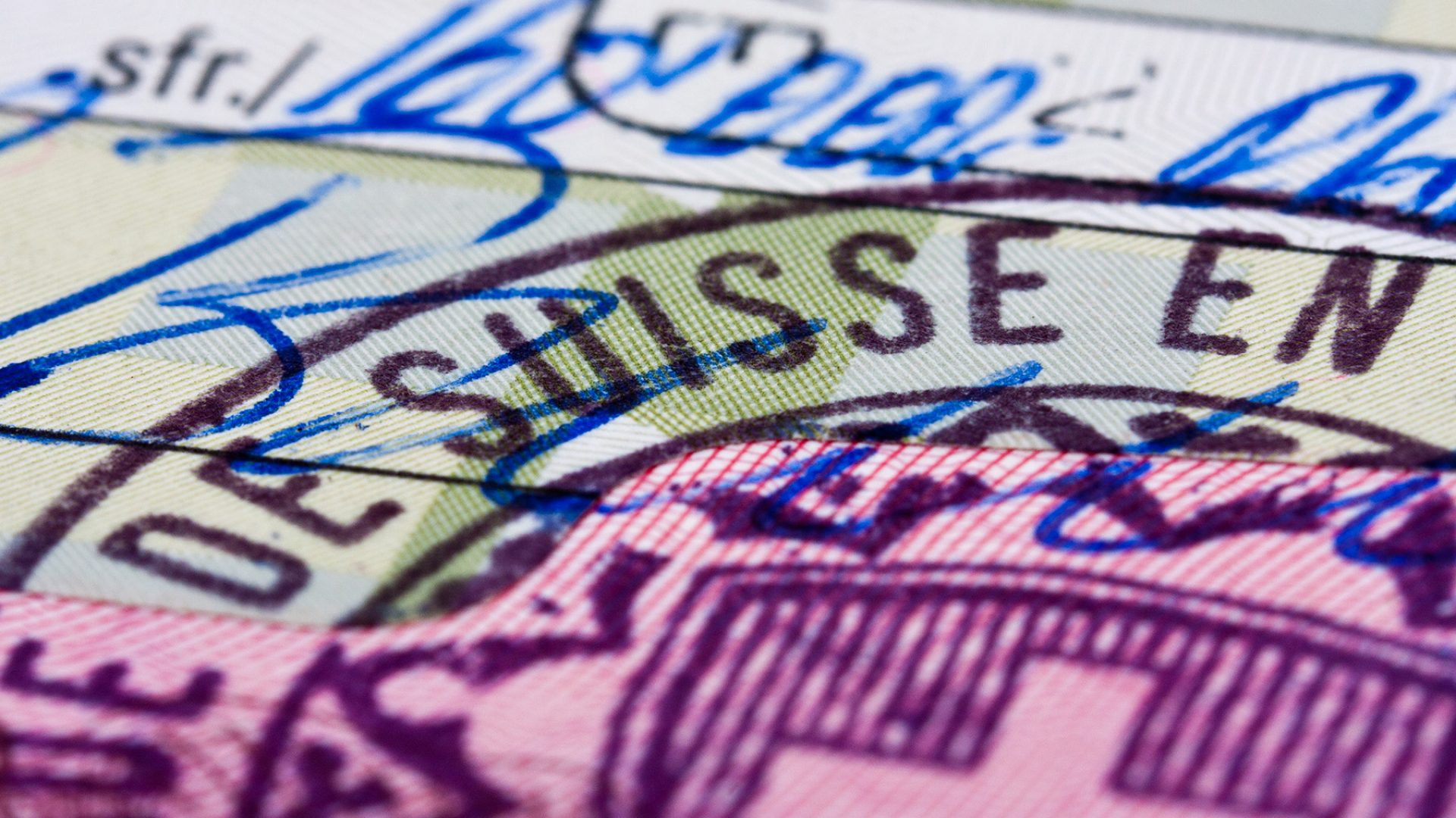 Visas and immigration in Switzerland