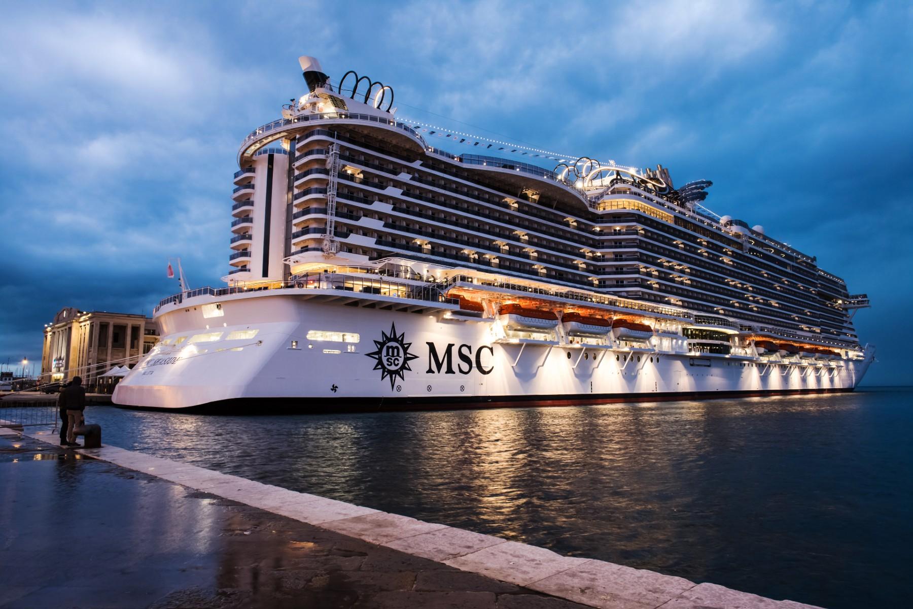 HSC cruises, Swiss Billionaires