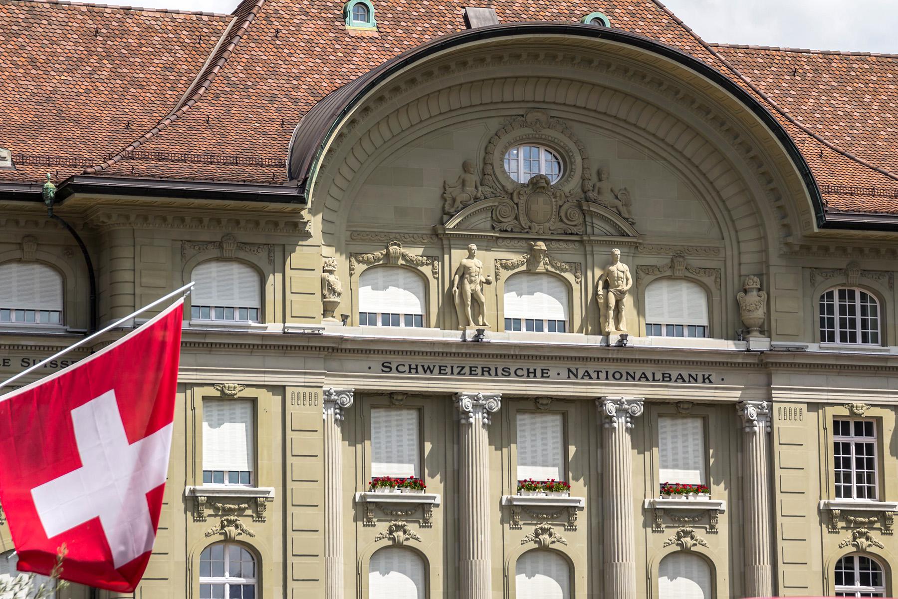 Switzerland National Bank building