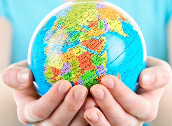 A whole new world abroad