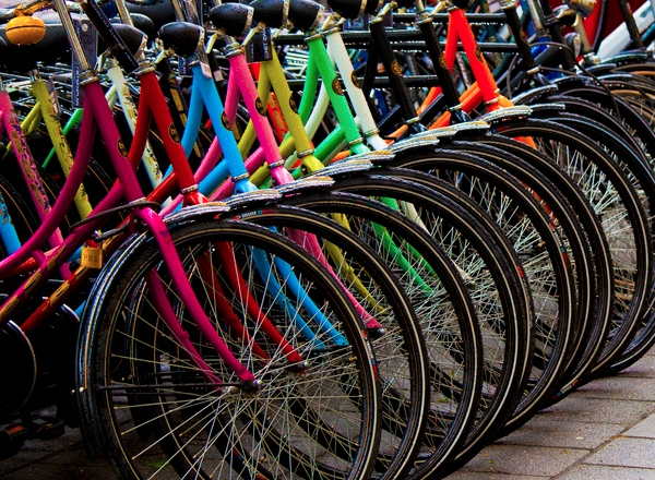 Buying A Bicycle In Amsterdam Moving To The Netherlands