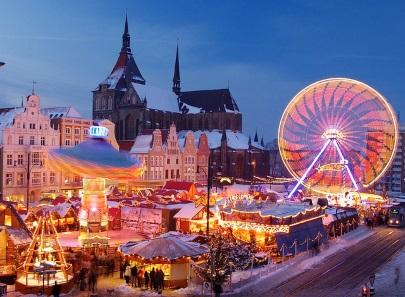 Christmas markets around Europe