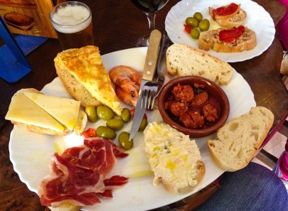 Rick Steves: Spanish tapas pub crawl in Madrid