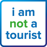 i am not a tourist