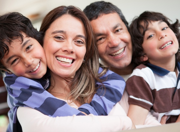 Family life in the Netherlands: strong and economic ties