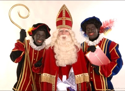 Pre-Christmas (or Sinterklaas) in the Netherlands from a Texan perspective