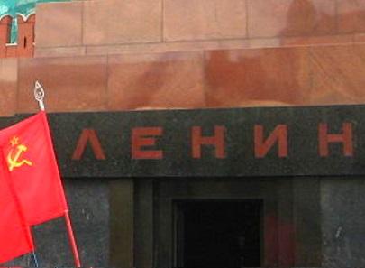 The Expatresse: Visiting Lenin's Tomb