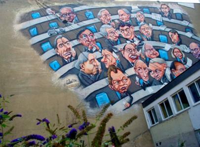 Photo blog: Graffiti and street art in Berlin