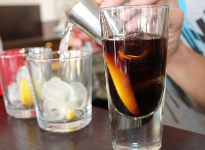Top five cocktail bars in Zürich