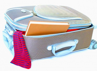Rick Steves: Travelers' mantra - pack light, pack light, pack light