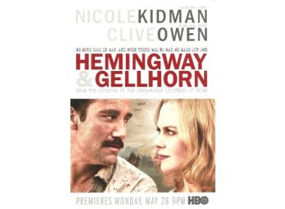 Not Hemingway's Spain: Hemingway & Gellhorn (2012)... A Moveable Flop