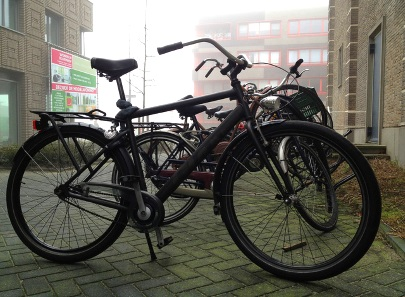 Opposite Ocean: What a 'nieuwe fiets' is and why I need one