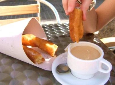MadridMan: ¡Porras! (for breakfast, that is)