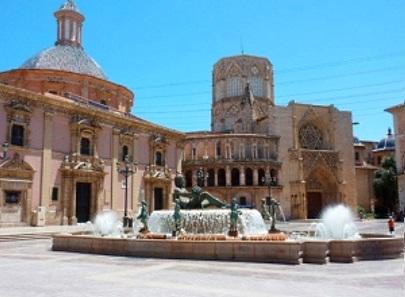 Not Hemingway's Spain: Valencia's city centre and El Carmen, part 2