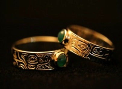 Muslim Male Wedding Rings