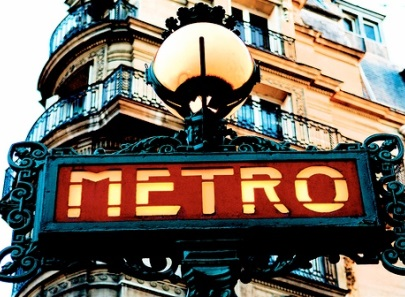 paris (im)perfect: Misunderstanding on the Metro
