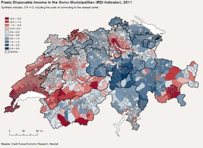Diccon Bewes: The cheapest place to live in Switzerland