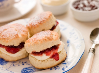 Letters from the Loire: The art of afternoon tea in France