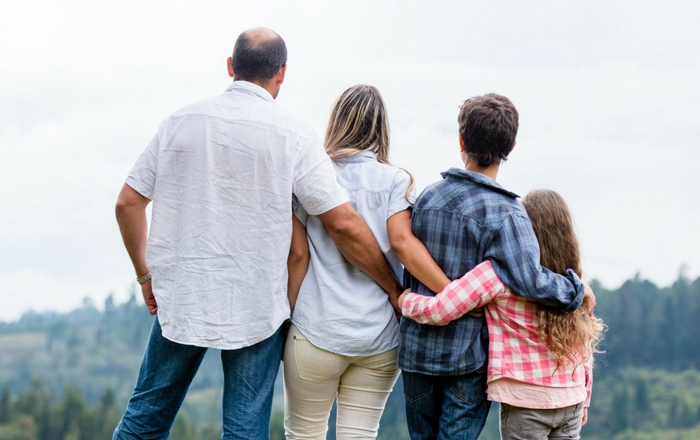 Family of a settled person visa