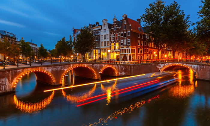 Top 10 things to do in Amsterdam: Amsterdam Canals
