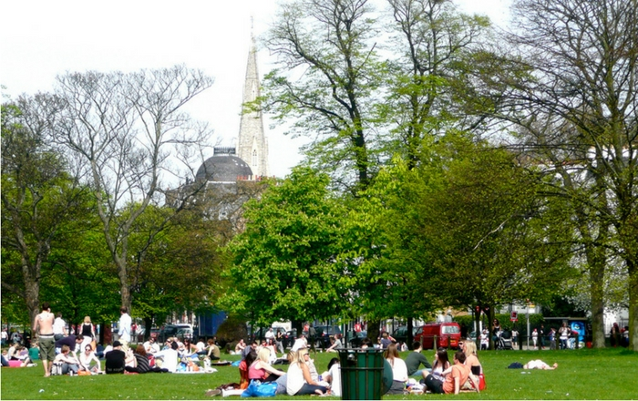 top 10 places to live in London - Clapham Common
