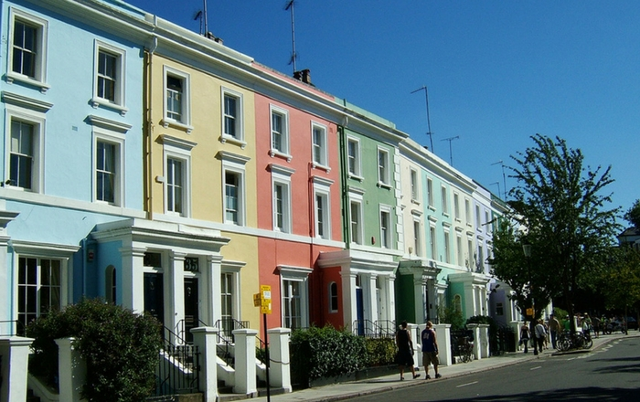 Top 10 places to live in London: Notting Hill