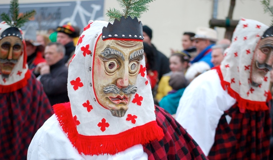 Top festivals in Germany- Carnival