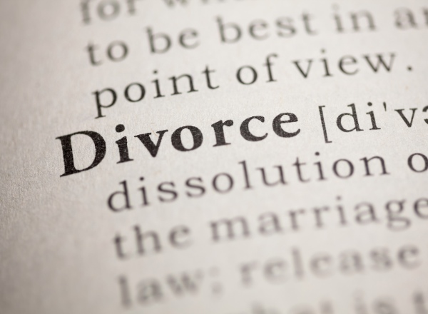 Getting divorced in France