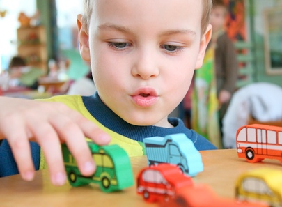 Childcare options in Germany