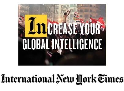 New York Times goes international