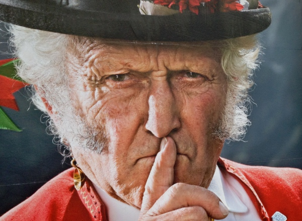 Diccon Bewes: The old men of Swiss adverts