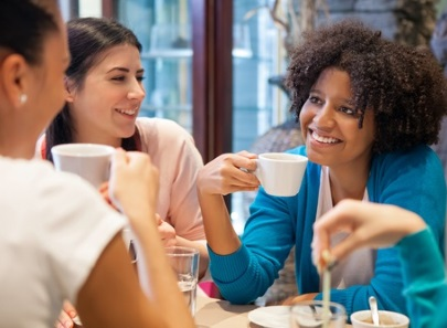 International women's clubs and groups in the UK