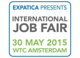 Expatica's International Job Fair returns on 2 November: Register now!